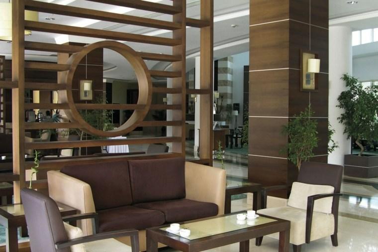 Separador de ambientes para personalizar los interiores for Ambientes interiores