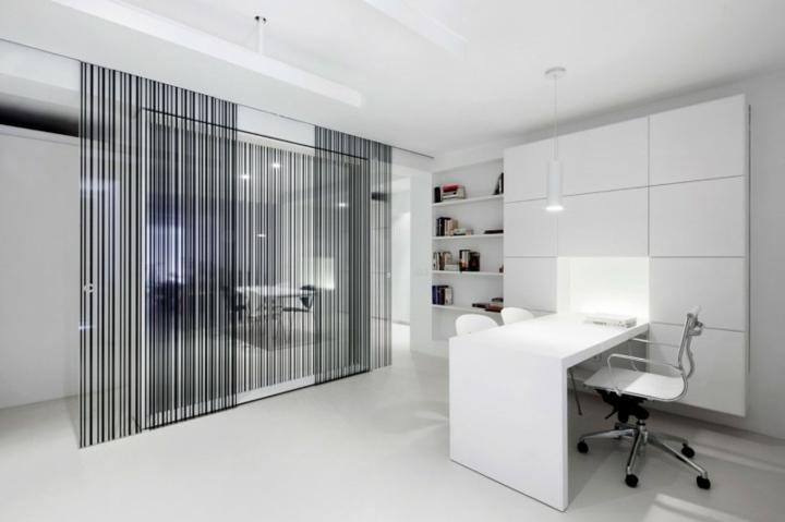 separadores de ambientes cristal decoraciones blanco - Separador De Ambientes