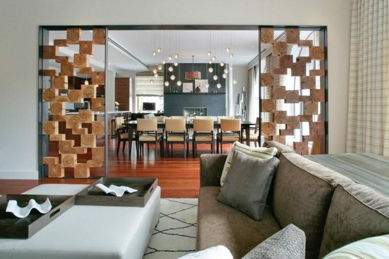 separadores de ambientes salón