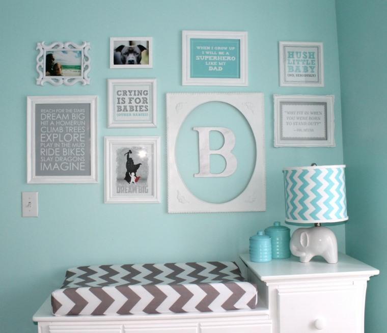 significado del color azul decorar