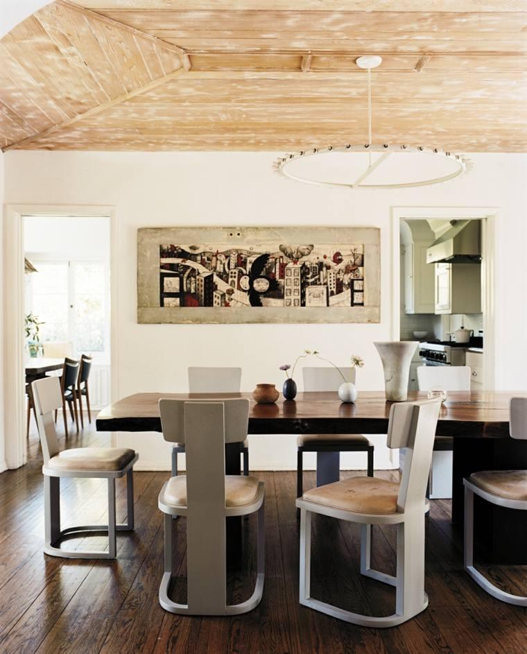 sillas comedor estilo diseno moderno opciones ideas