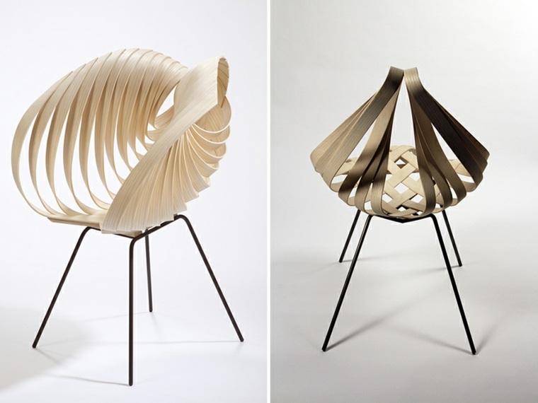 sillas de diseño interior