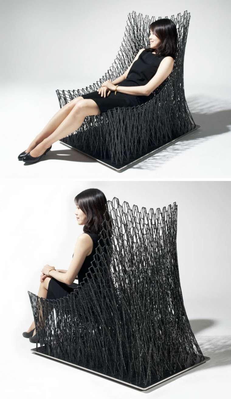 sillas de salón decorar