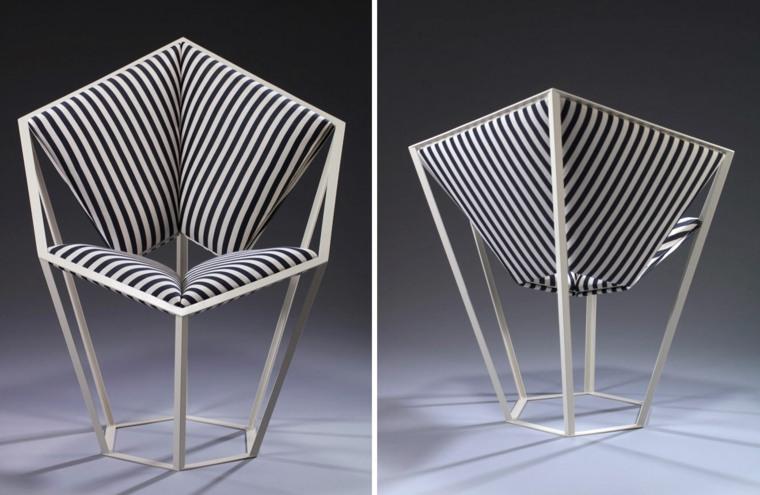 Sillas de salon modernas good sillas modernas de for Sillas salon modernas