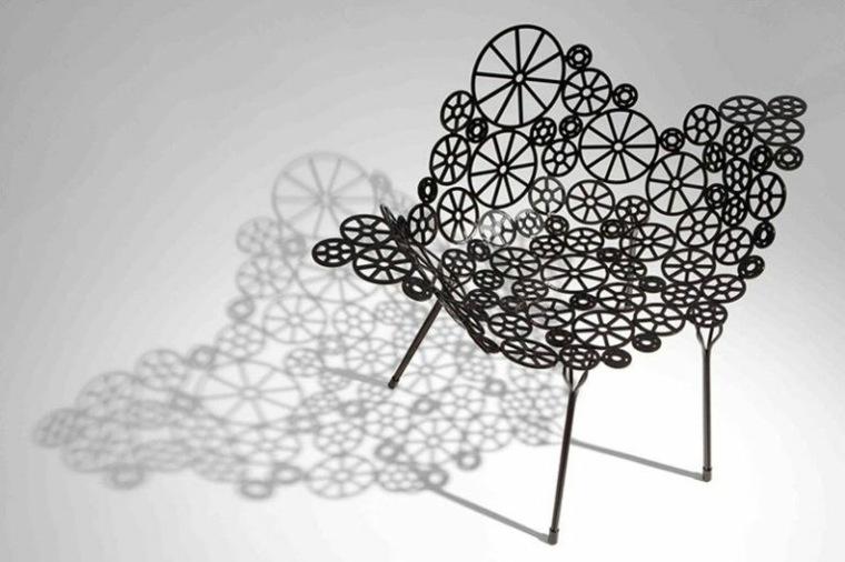 sillas de salón modernas decorar