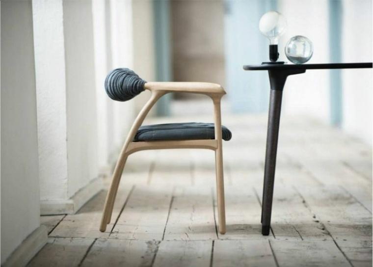 sillas modernas decorar interior