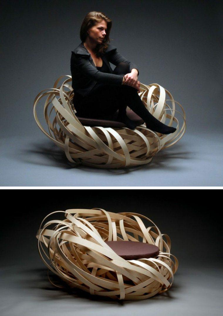 sillas modernas interiores casas