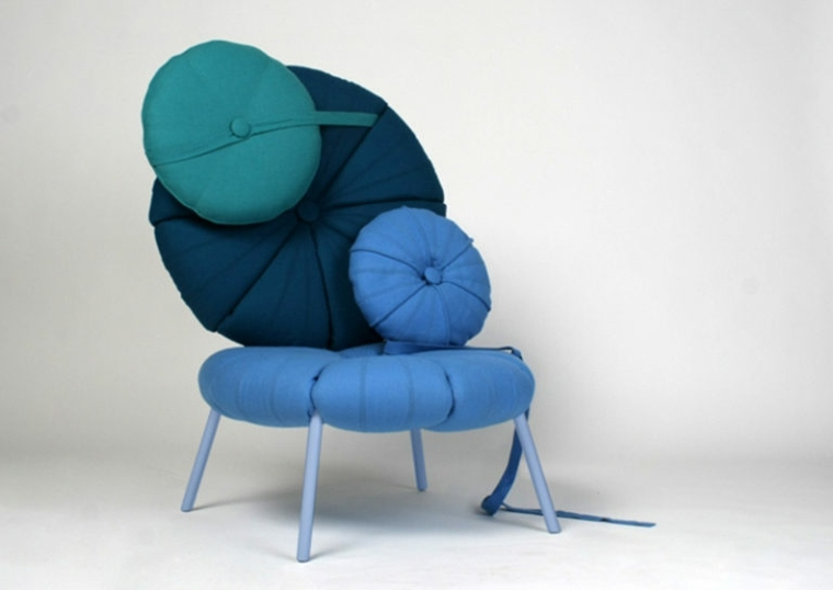 sillas modernas salones