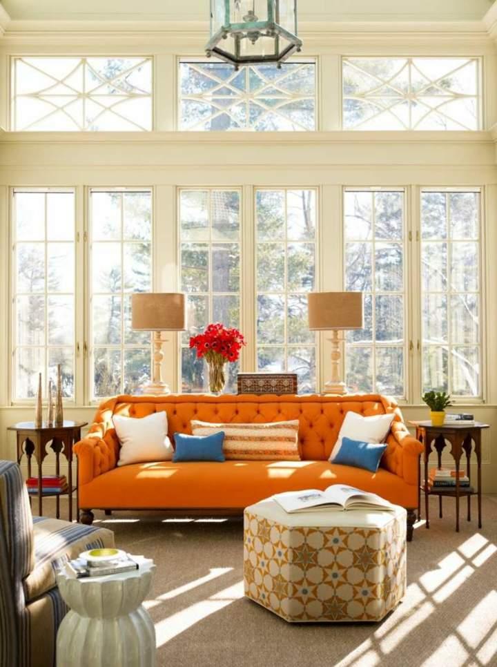sofa imagen vintage estilos muebles cristales