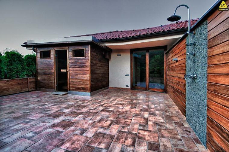 suelo para terraza