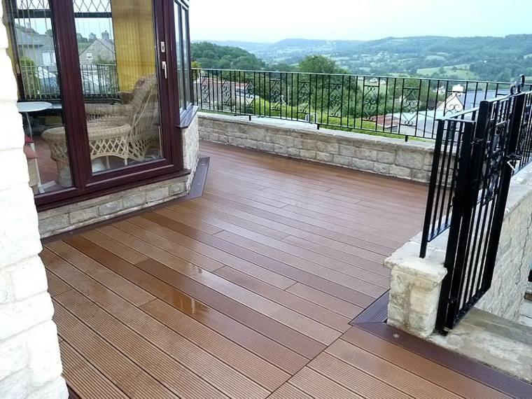 suelos de exteior para terrazas decorar