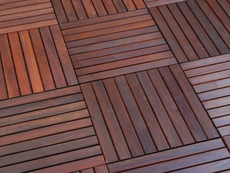 suelos de madera para terrazas