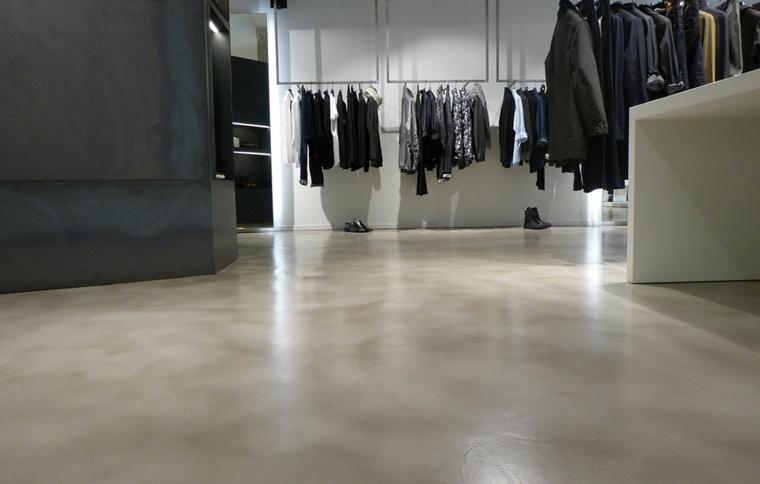 suelos de microcemento decoración interior