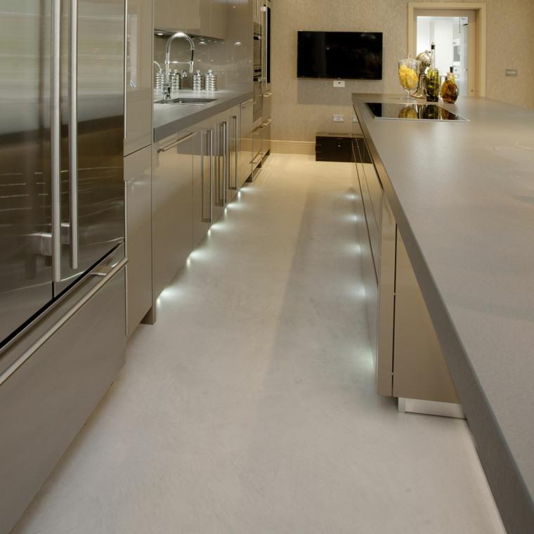 Suelos de microcemento para decorar los interiores - Suelos de microcemento ...
