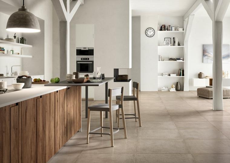 suelos para casas losas arcilla disenos modernos marazzi ideas with suelos para cocinas modernas