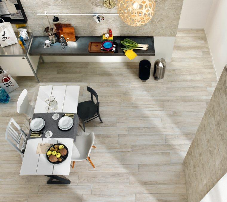 suelos para casas losas ceramicas comedor ideas