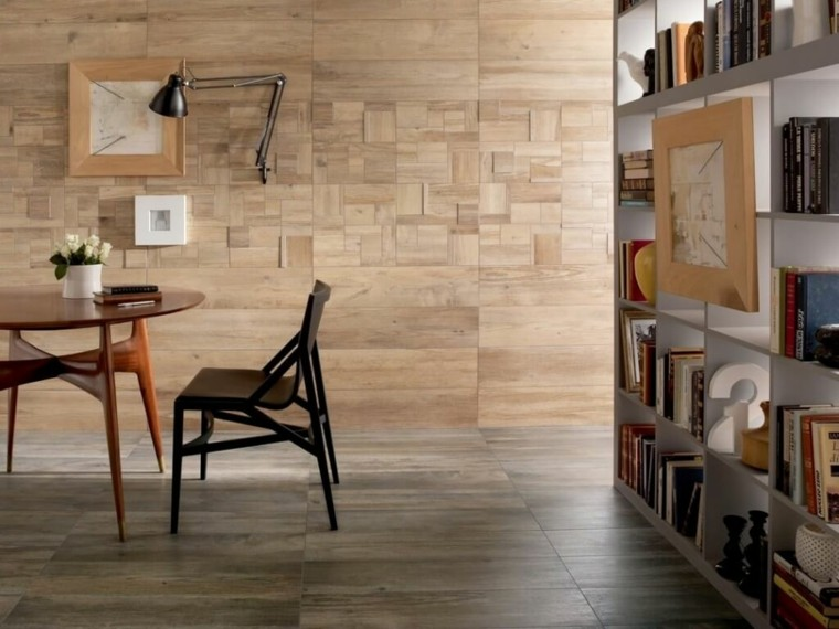 suelos para casas losas ceramicas suelo pared ideas