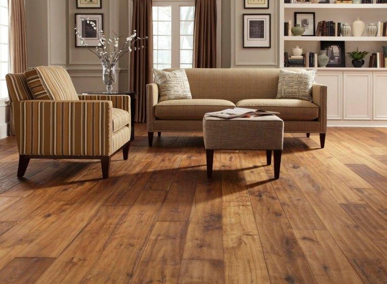 Suelos para casas tipos y consejos para elegir el suelo for Suelos madera interior