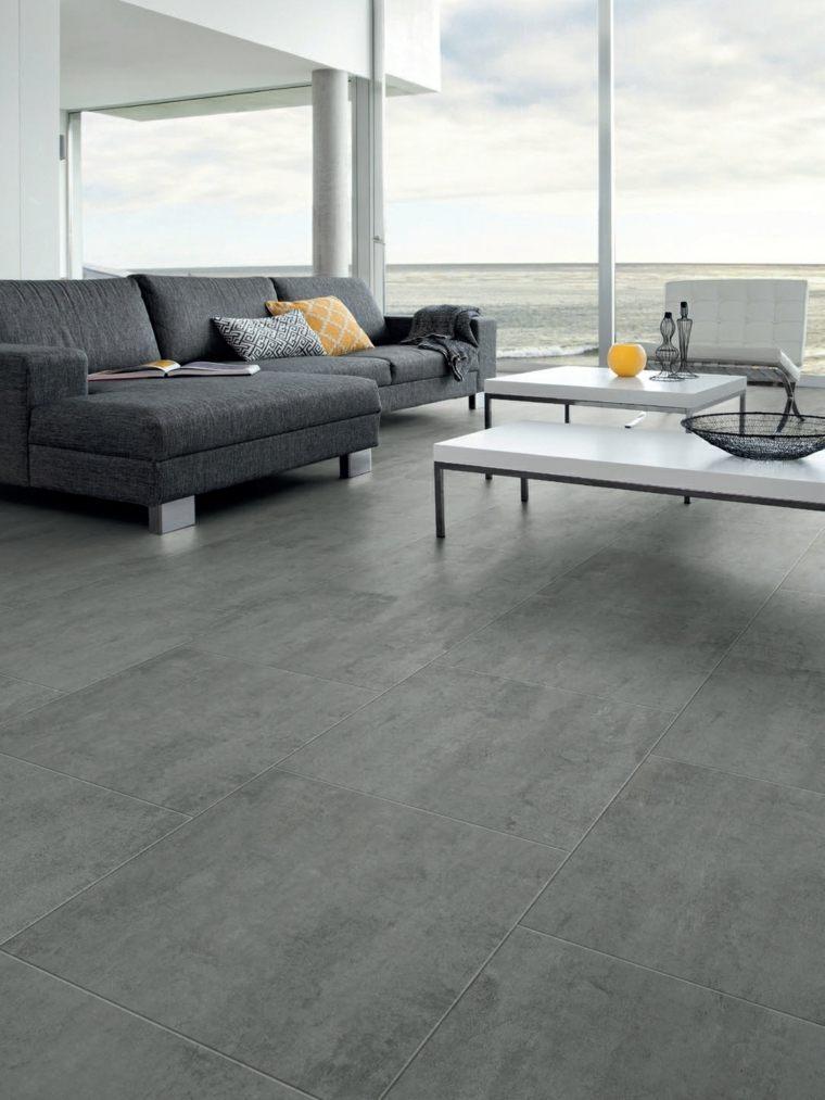 Suelos para casas tipos y consejos para elegir el suelo - Hormigon decorativo para suelos ...