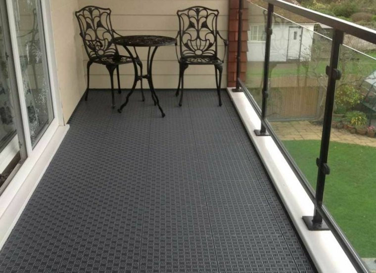 Suelos para terrazas para la renovaci n del exterior for Poner suelo terraza exterior