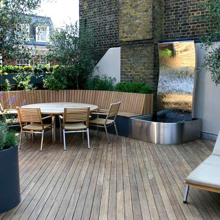 Suelos para terrazas para la renovaci n del exterior - Suelos para terraza ...