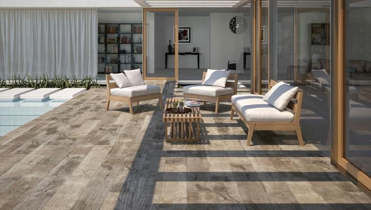 Suelos para terrazas para la renovaci n del exterior for Suelos modernos