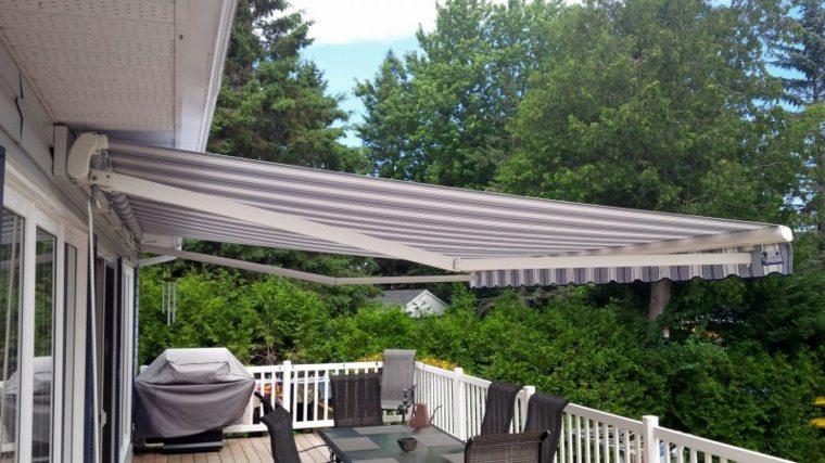 tipos de toldos opciones diseno terraza opciones ideas
