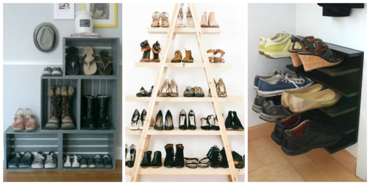 trucos para casa muebles zapatos