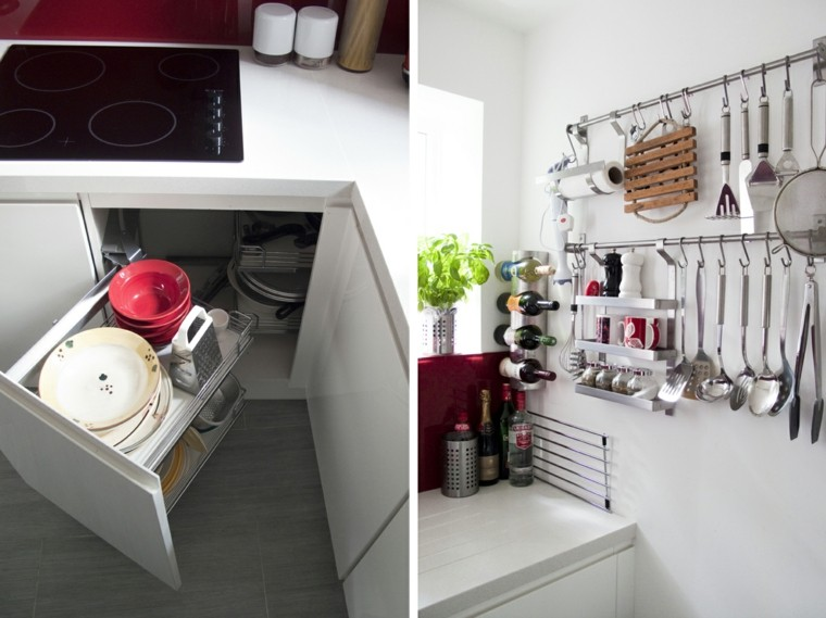 trucos para casa ordenar cocina