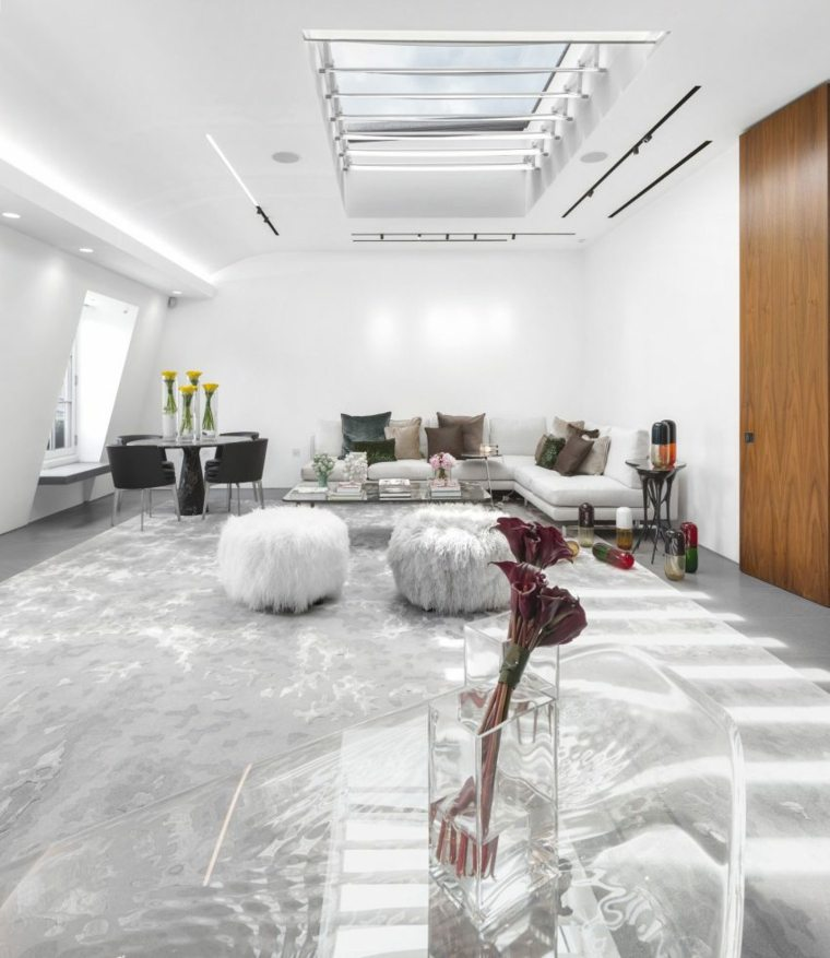vivienda especial conceptos muebles sillas