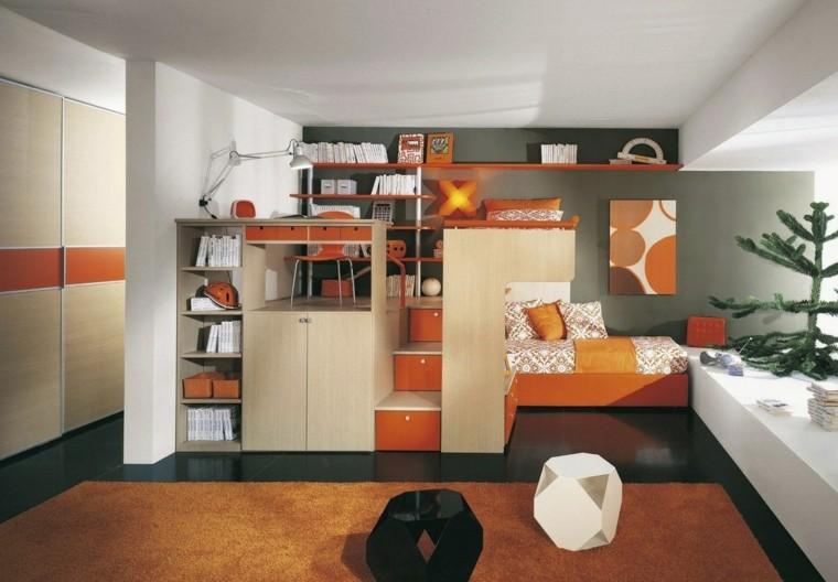 vivienda orden minimalistas niveles gaveteros