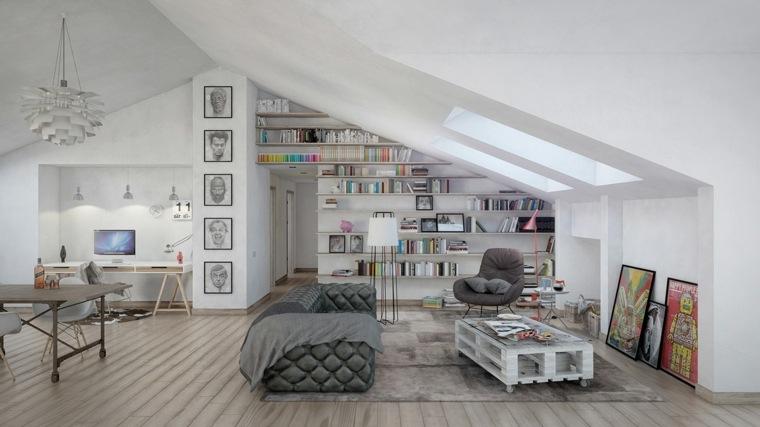 vivienda orden muebles almacenamiento efectos