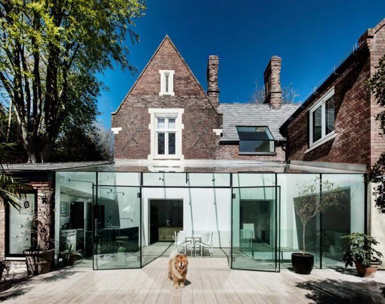 Fachadas de casas bonitas 42 diseos que debes conocer