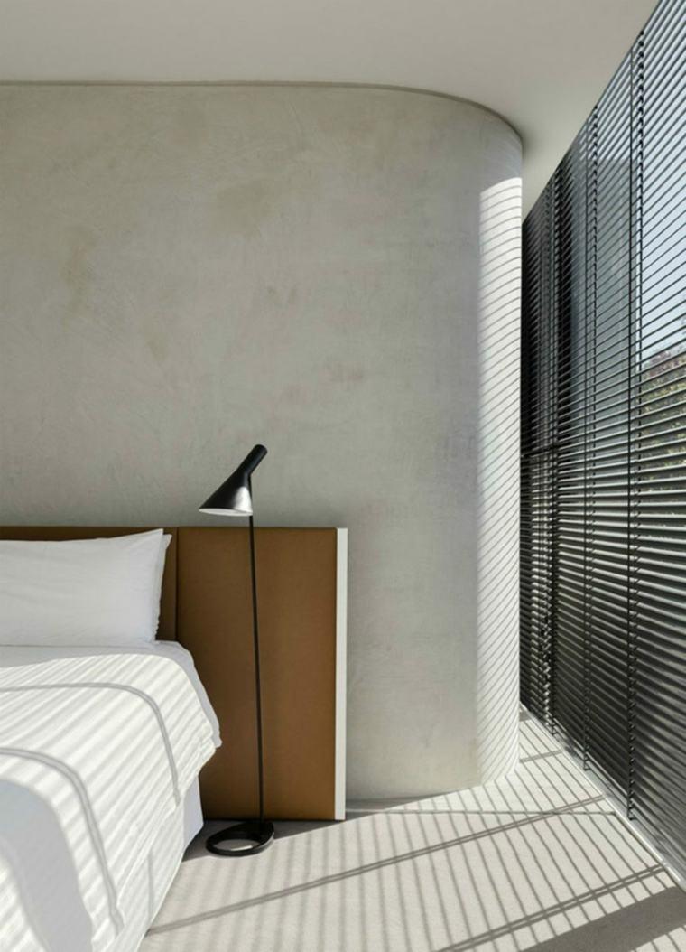LSD Residence por Davidov Partners Architects moderna dormitorio