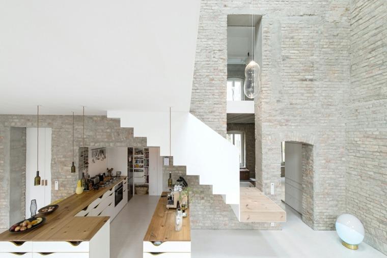 MMB Muellerhaus abierta ladrillos tradicionales