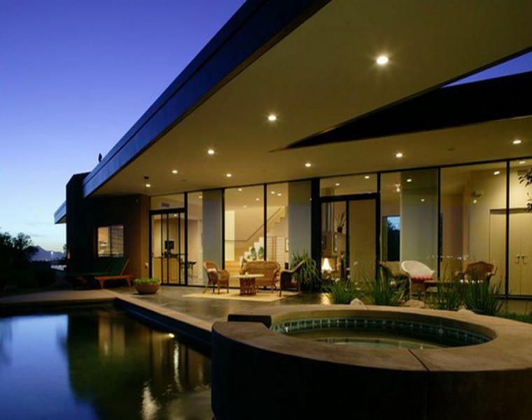 Riverfront Residence de Taylor Design