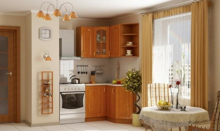 abierto comedor cocina espacio flores