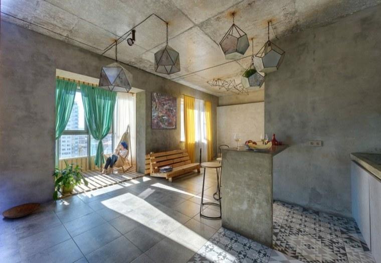 ambiente fresco comodos espacios cortinas especiales
