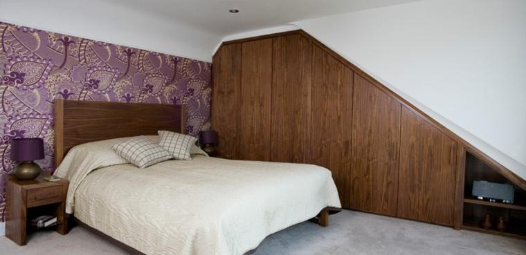 armario empotrado pared adaptado colores