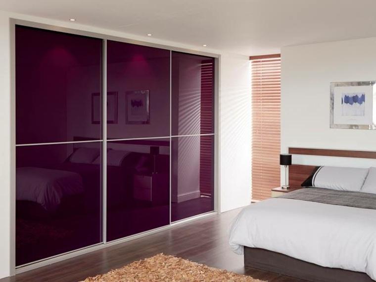 armario empotrado puertas deslizante colores