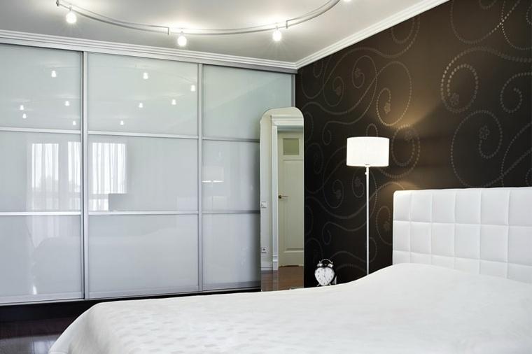 armario empotrado reflojo paredes aluminio