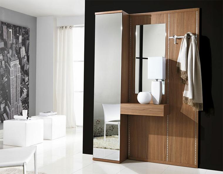 armarios recibidor para una mayor comodidad y modernidad