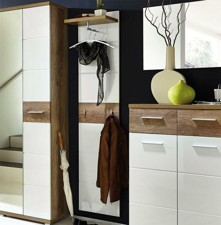 armarios recibidor decoración interior