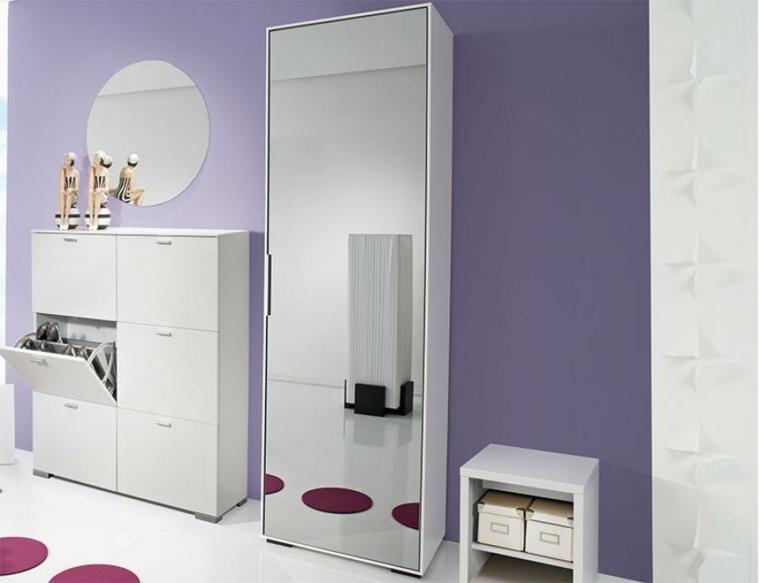 armarios recibidor interiores