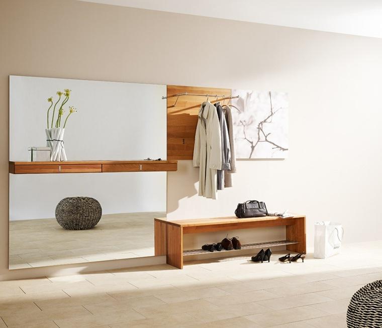 armarios recibidor modernos