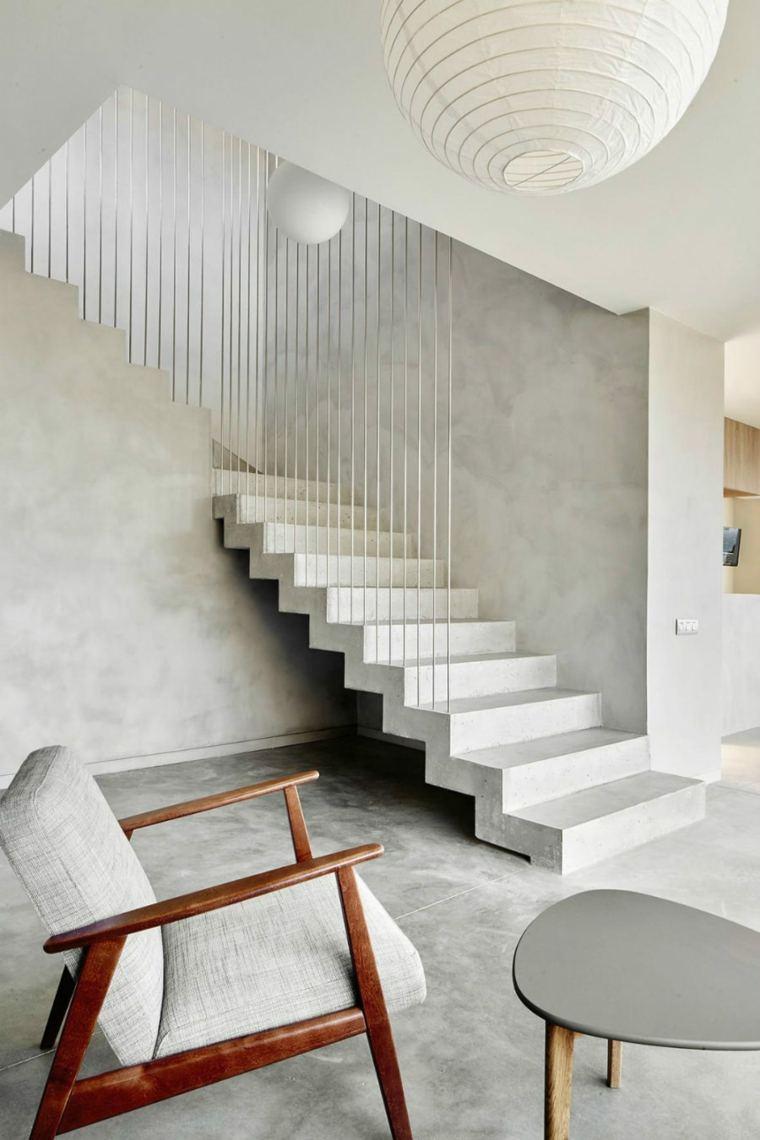 arquitectura ideas cojines materiales barandas