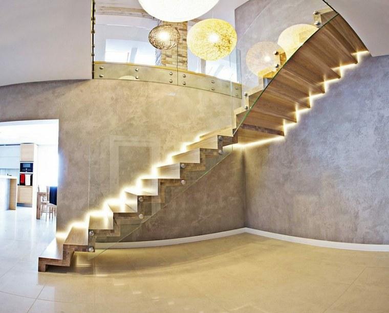 arquitectura ideas luces led atractivas