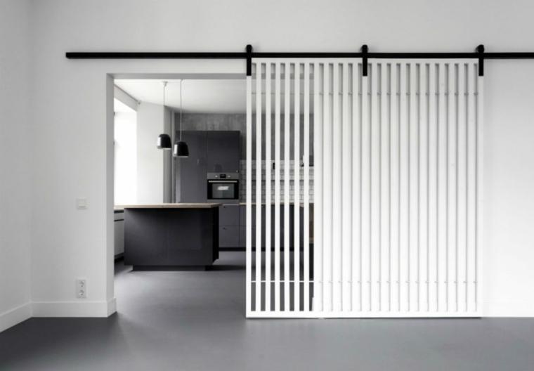 arquitectura ideas puertas deslizantes lineas