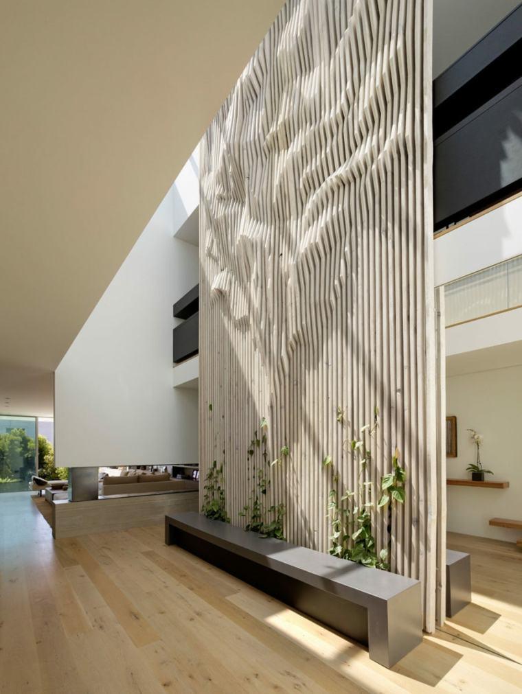arquitectura ideas suelos madera escultorico