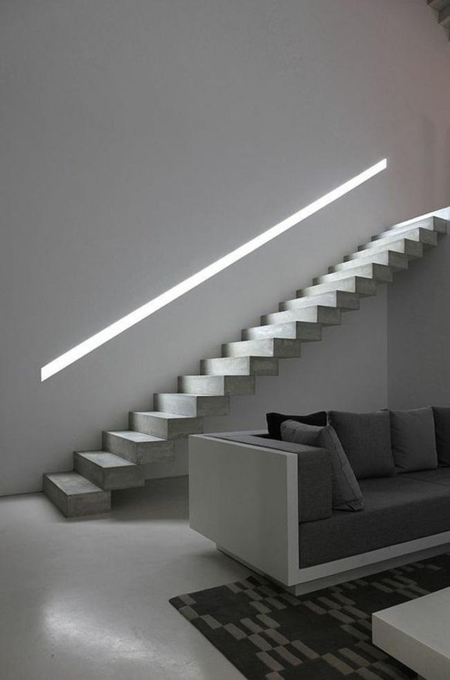 asombrosos modernos conceptos madera gris